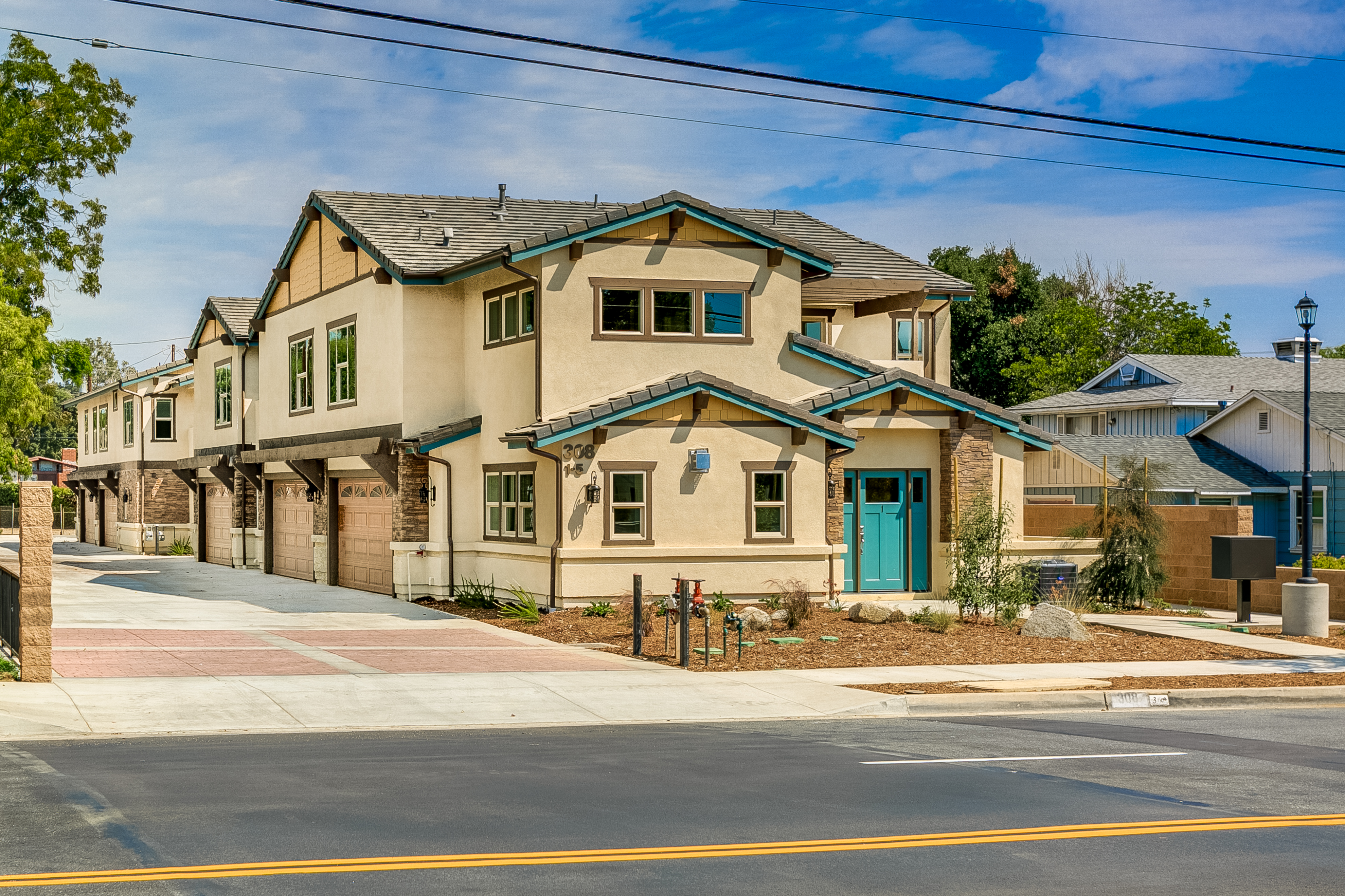 Brand New Barranca Townhome Apartments